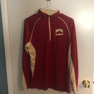 DU men's lacrosse sweatshirt